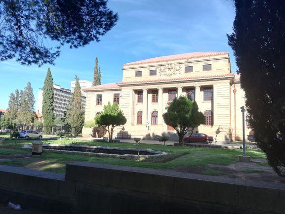 Supreme Court in Bloemfontein