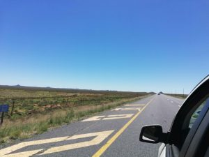roadtrip on the N1